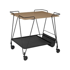 GUBI Mategot Trolley Bar Cart