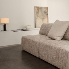 GUBI Wonder Sofa Armless by Space Copenhagen in Situ