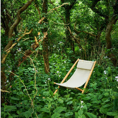Skargaarden H55 Lounge Chair in the Forest