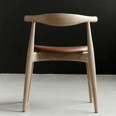 Hans Wegner CH20 Elbow Chair Back Carl Hansen & Son Palette & Parlor