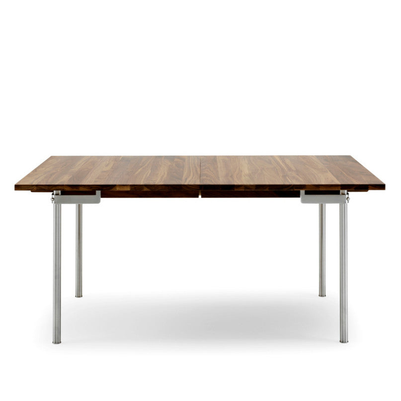 Hans Wegner CH322 Dining Table Front View Carl Hansen & Son