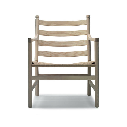 Hans Wegner Ladderback Lounge Chair CH44