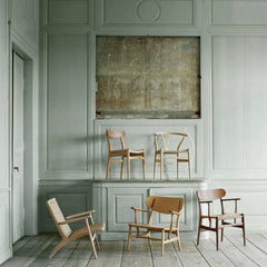 Hans Wegner Chair CH22 CH23 CH24 CH25 CH26 Carl Hansen and Son
