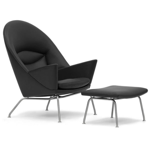 Wegner oculus chair ch468 modern furniture palette - Tables and chairs price ...