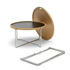 Wegner Tray Table Components Carl Hansen & Son