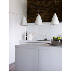Hector Size 4 Pendant Light over Kitchen Island Original BTC