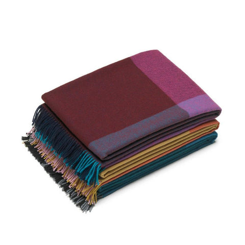 Hella Jongerius Color Block Blanket