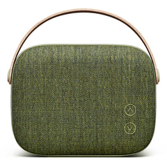 Vifa Helsinki Speaker Willow Green Front