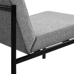 Details of the Kiki Lounge Chair by Ilmari Tapiovaara for Artek