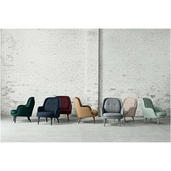 Jaime Hayon Fri Chairs 7 Designer Colors Fritz Hansen