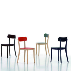 Jasper Morrison Basel Chair Color Group Vitra