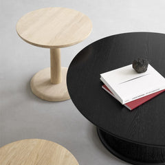 Pon Coffe Table Collection by Jasper Morrison for Fredericia