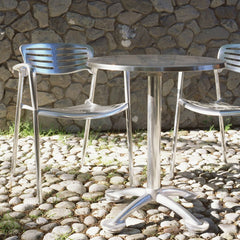 Pensi Toledo Chairs and Table Outdoors Mediteranean Knoll