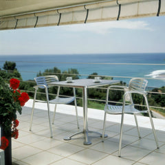 Pensi Toledo Chairs and Table Outdoors Caribbean Knoll