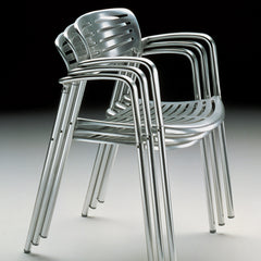 Jorge Pensi Toledo Chairs Stacked Knoll