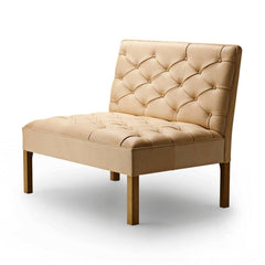 Kaare Klint Addition Sofa KK48650 Carl Hansen and Son Angled
