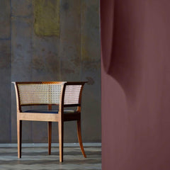 Faaborg Chair in Walnut by Kaare Klint for Carl Hansen and Son in Room
