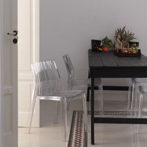Kartell Frilly Chair - Set of 2