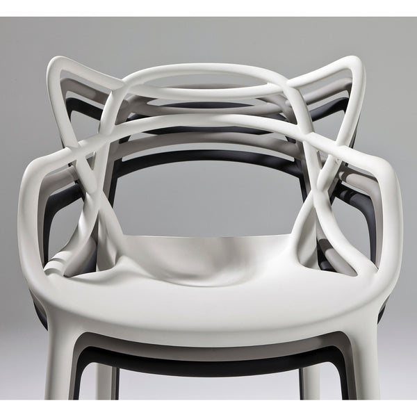 Kartell Masters Chair Set Of 2 Palette Amp Parlor