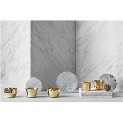 Brass Kin Tealights by Claesson Koivisto Rune for Skultuna