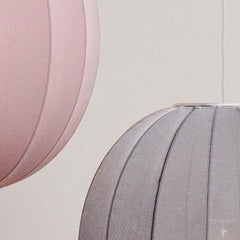 Knit Wit Pendant Lights by Iskos Berlin for Made by Hand fabric detail