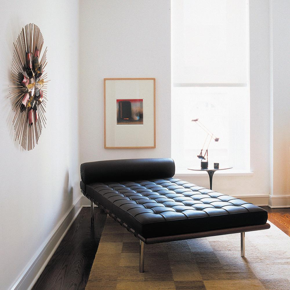 Knoll Mies Van Der Rohe Barcelona Couch Palette Amp Parlor