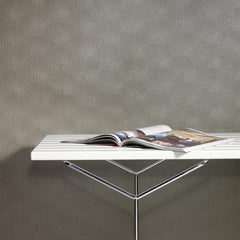 Knoll Bertoia Bench White Detail