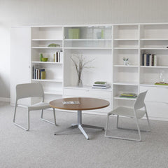 Knoll Chadwick Spark Lounge Chairs in Office