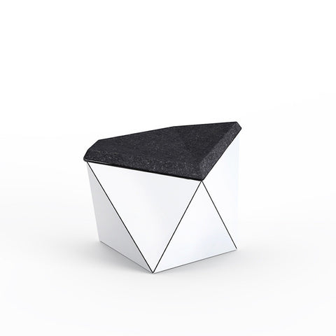 Washington Prism Ottoman