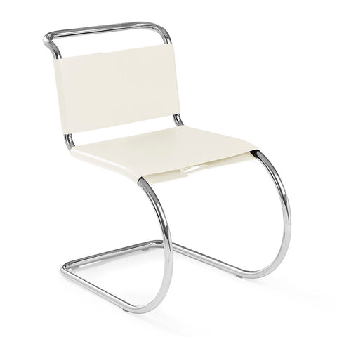 Knoll MR Side Chair Leather