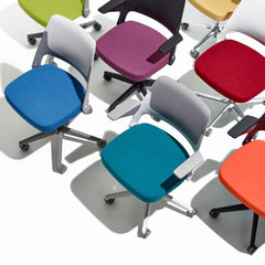 Ollo Work Chairs by Knoll