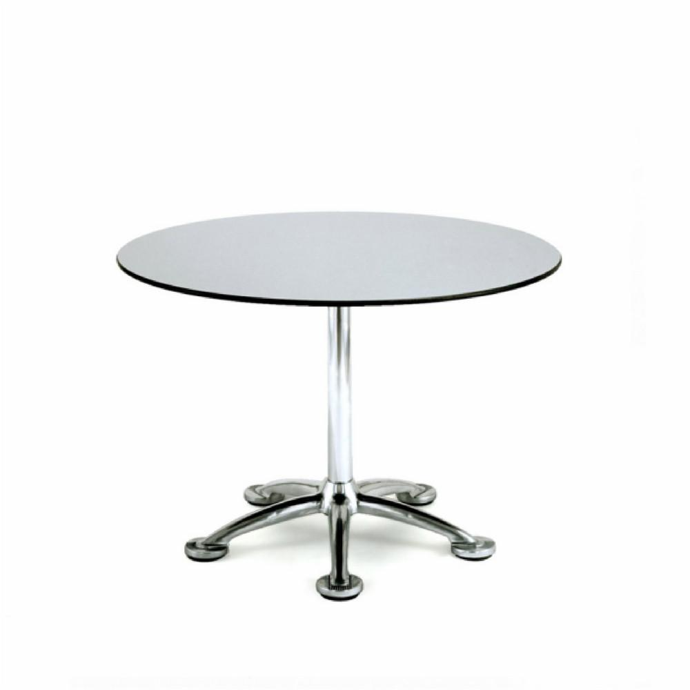 Knoll Pensi Cafe Table Metallic Outdoor Finish