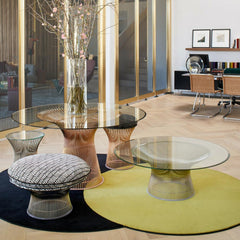 Knoll Platner Table Collection in Los Angeles Showroom