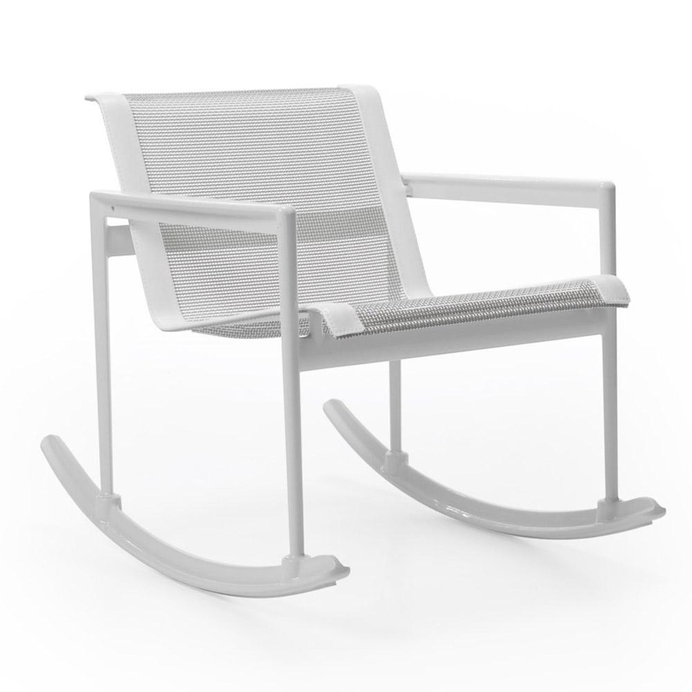 Knoll richard schultz rocking chair