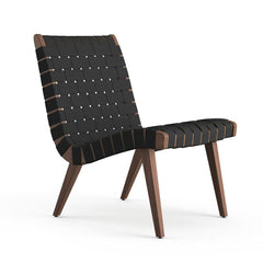 Charcoal Sunbrella-Light Walnut