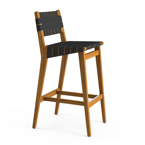 Jens Risom Outdoor Bar & Counter Stool by Knoll