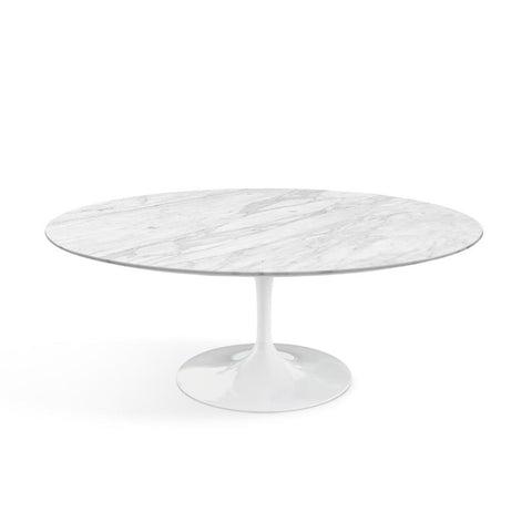 Knoll Saarinen Oval Coffee Table