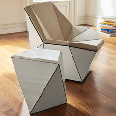 Knoll Washington Prism Chair by David Adjaye in Room