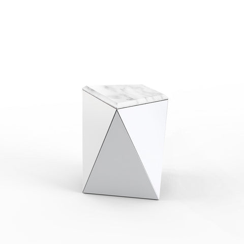 Washington Prism Side Table