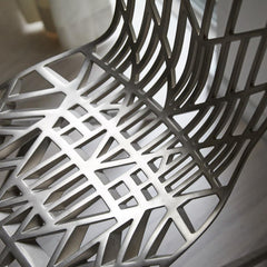 Knoll Washington Skeleton Chair Pattern Detail