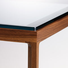Krusin Coffee Table Edge Detail Knoll
