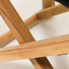 Details of Kryss Lounge Chair by Skargaarden