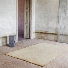 Linie Design Circulus Rug in Room