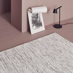 Linie Design Nyoko Rug in Room