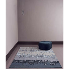 Linie Design Grey Varese Rug in Room