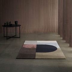 Linie Design Vilja Rug in Room