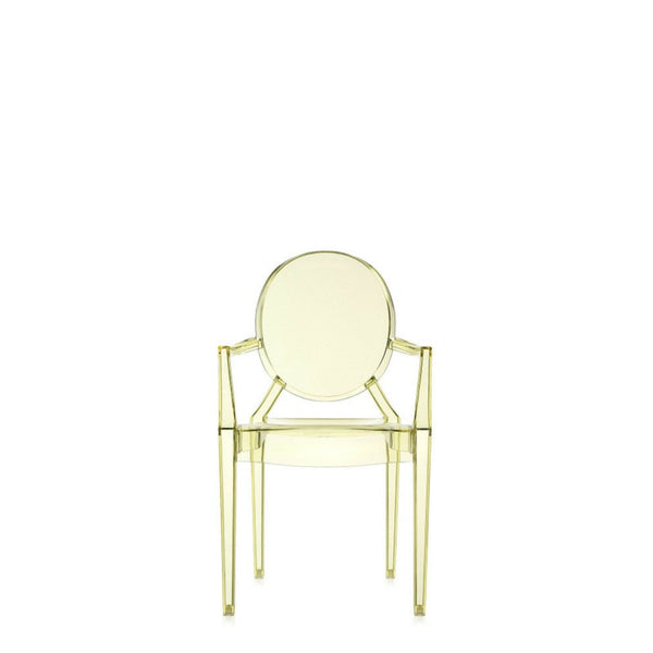 Lou Lou Ghost Chair Philippe Starck Kartell Palette