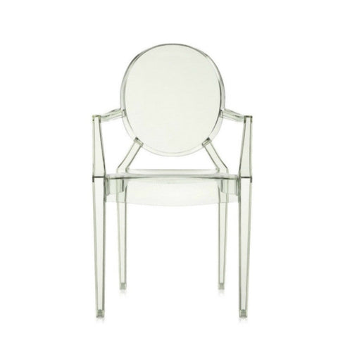 Louis Ghost Chair - Set of 2