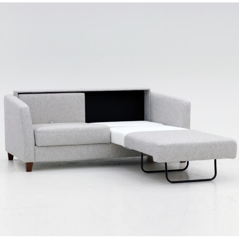 Fabulous Luonto Monika Loveseat Sleeper Palette Parlor Modern Gmtry Best Dining Table And Chair Ideas Images Gmtryco