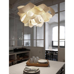 LZF Agatha Pendant in Kitchen with Tableware